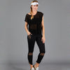 Jade Patch Legging (black)