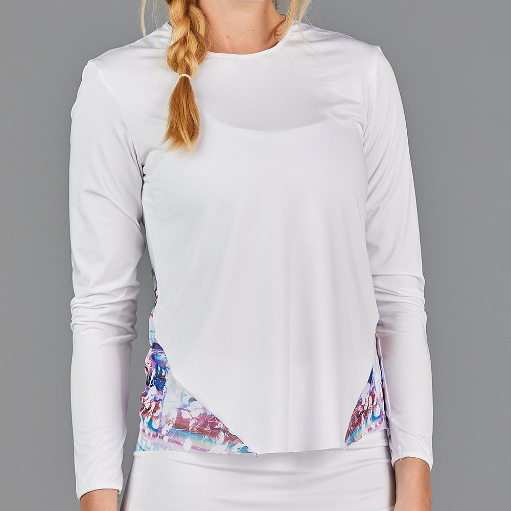 Juliette Long-Sleeve Top