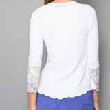 Edge Long-Sleeve Top