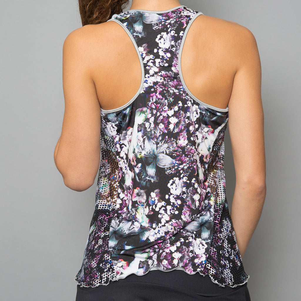 Vivid Dark Layer Top