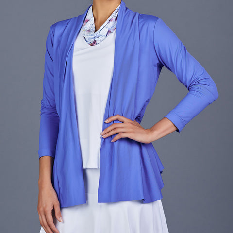 Royal Sport Cardigan (white)