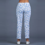Blues Crop Pant (print)