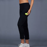 Boho Luxe Compression Crop Pant