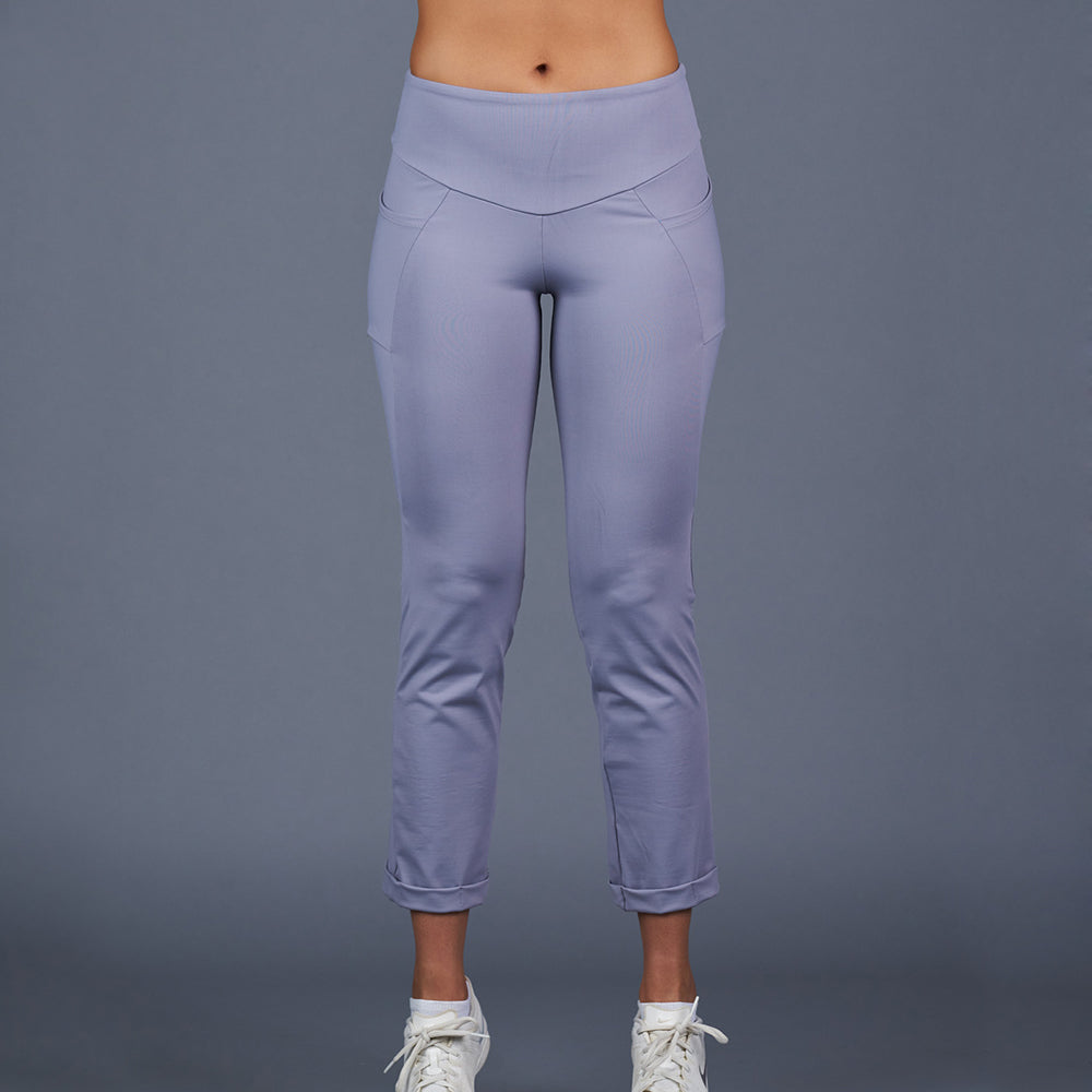 NY Square Compression Crop Pant