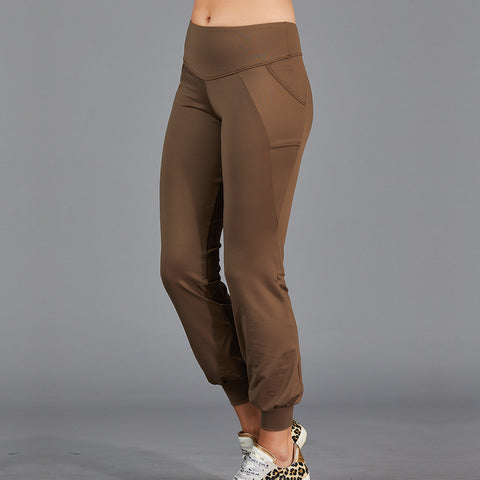 Djali Patch Legging (stone)