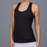 Chiquita Racerback Top (black)