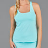 Juliette Basic Top (turquoise)