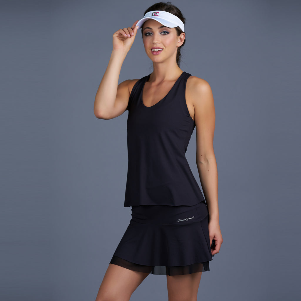 Blues Racerback Top (black)