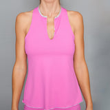 Catalina Racer-back Top (lilac)