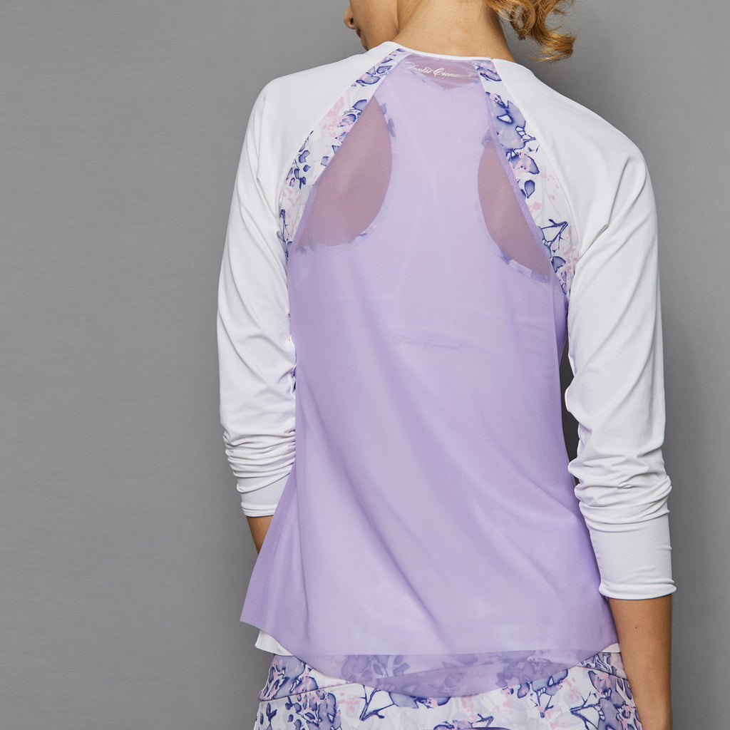 Serenity Sheer-body Top (breeze)