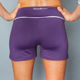 Lavender Field Solid Short