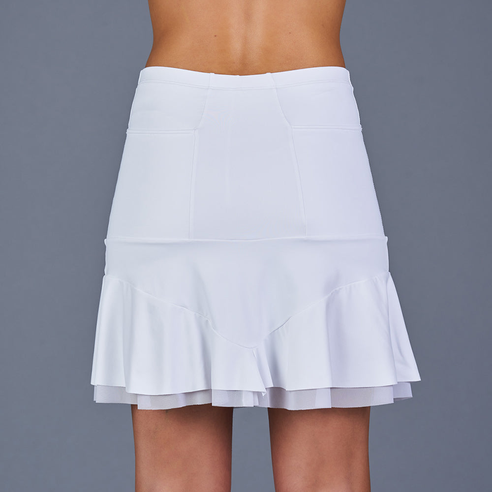 The Whites Betsy Long Skort