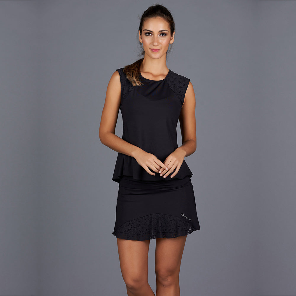 "All Season Emilia 13"" Skort (black)"