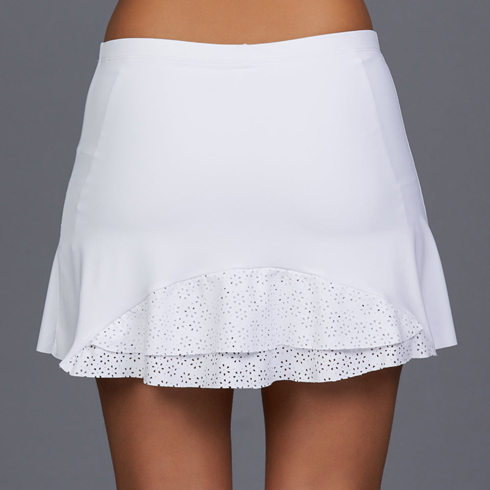 "All Season Emilia 13"" Skort (white)"