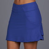 Royal Sport Maritza Long Skort (blue)