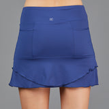 Juliette Straight Skort (navy)