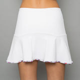 Army of Lovers Solid Skort (white)