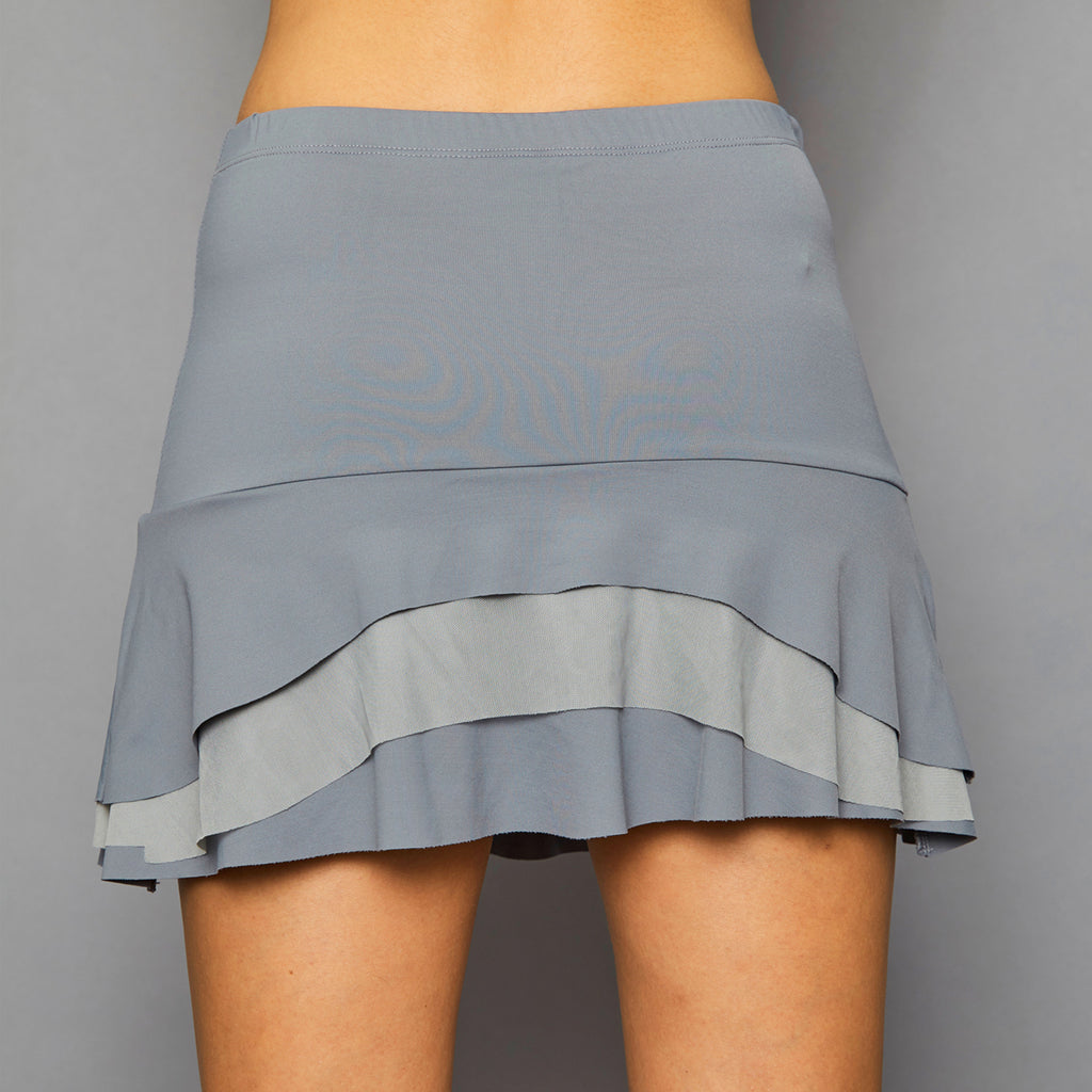 Rhapsody Tier Skort (grey)