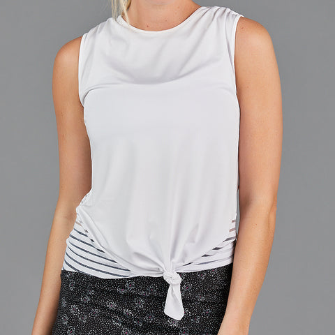 Jade Butterfly Top (white)
