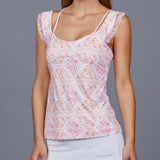 Valencia Convertible Top (print)