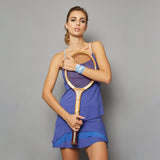Scotia Spaghetti-Strap Top (blue)
