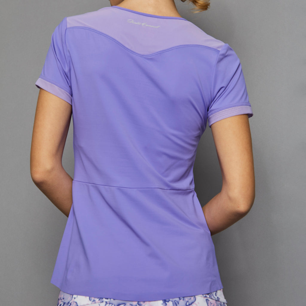 Serenity Short-Sleeve Top (breeze)