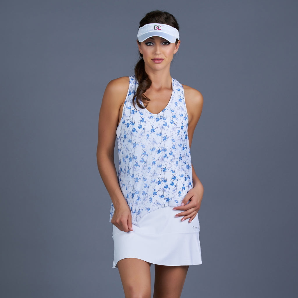 Blues Tennis Dress