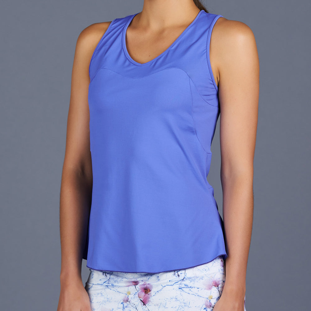 Spring Marble Tank Top (blue)