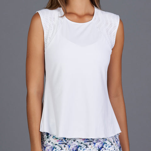 Royal Sport Hourglass Top (white)