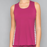 Sienna Tank Top (raspberry)
