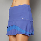 Scotia Tier Skort (blue)