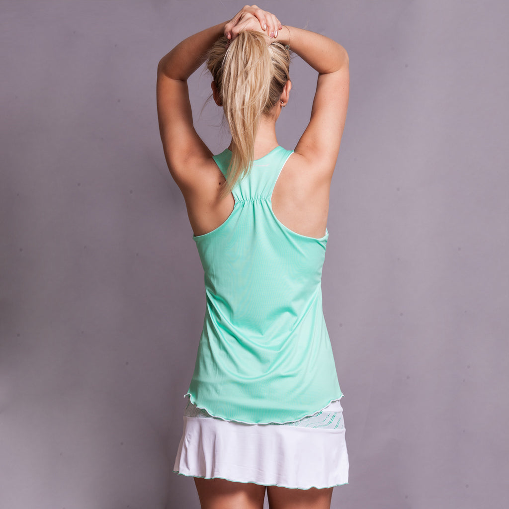 Calypso Racer-back Top