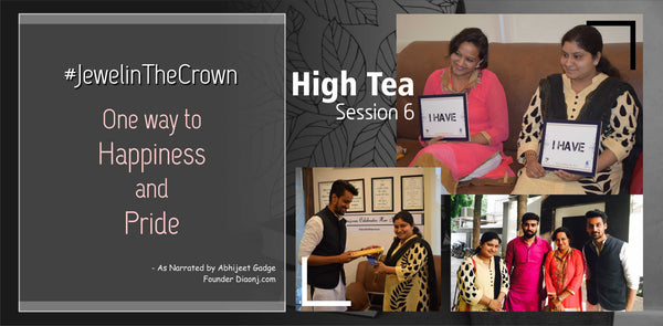 High Tea Session 6 | The One with our Professors | #JewelinTheCrown | DIAONJ