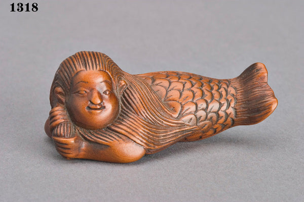 Ningyo (mermaid)