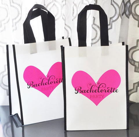 Bachelorette Party Bags (Set of 6)