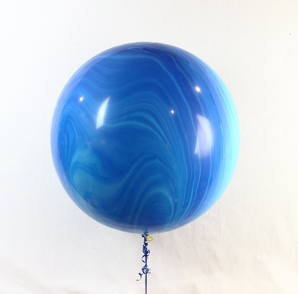Blue Marble 30 Inch Balloon