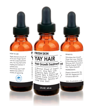 YAY HAIR - HAIR GROWTH / HAIR LOSS TREATMENT - freshskin