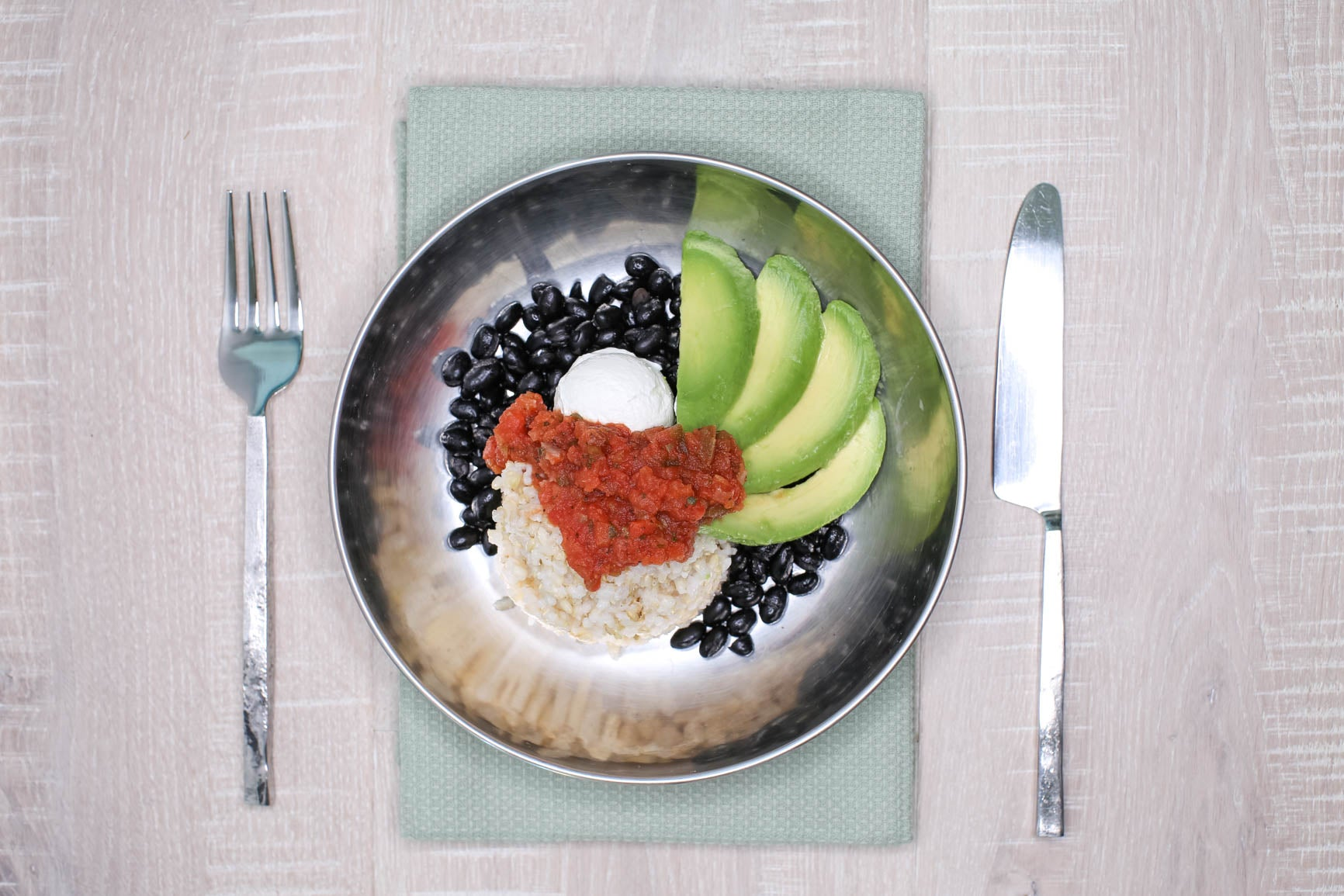 Mexican Protein Bowls
