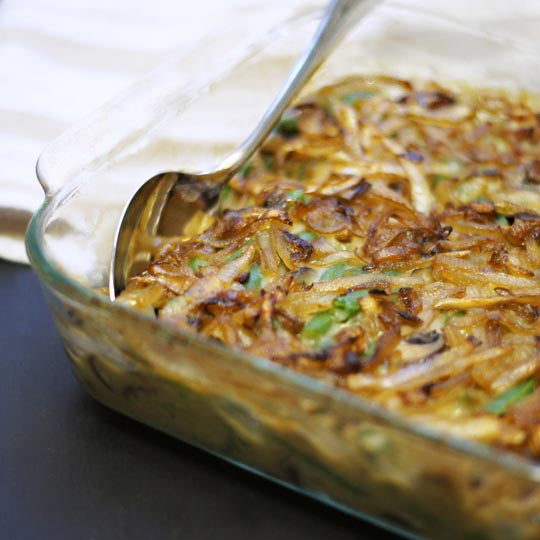 Paleo Green Bean Casserole (Thanksgiving SIDE)