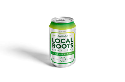 Local Roots Kombucha - CANS