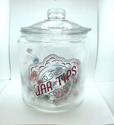 Half Moon Mods Jar Of Tips