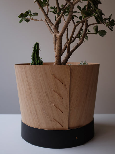 Bamboo Pot Plant Skin - XXL (12 inch) - Free shipping in AUS