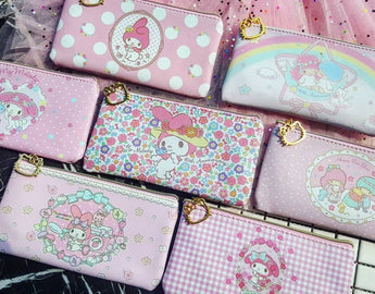 Melody & Little Twin Star S Size Pencil Case