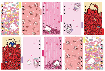A5 Hello Kitty Double Sided Divider