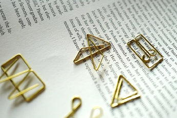 Creative Brass Pins (5PCS)