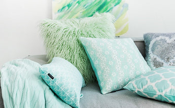 Pillow Case - Faux Fur Throw Pillow