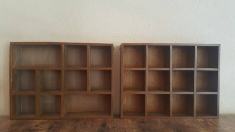vintage wooden grid shelves bamboo1619 rh bamboo1619 com old wooden shelves uk old wood shelves