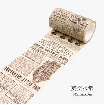 1866's Wide Newspaper