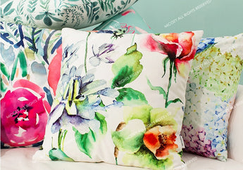 Pillow Case - Flower Pastoral