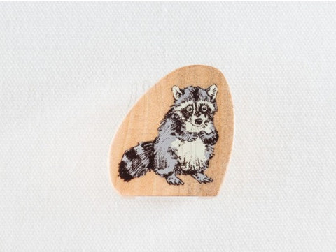RACOON STAMP